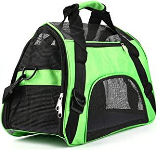 Pet Carrier for Cat Dogs Bag Breathable Travel Transport Carrying Bag Sling Backpack Pomeranian Chihuahua Small Animals Handbags