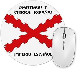 Planetacase Alfombrilla De Raton Santiago y Cierra… España Imperio ...