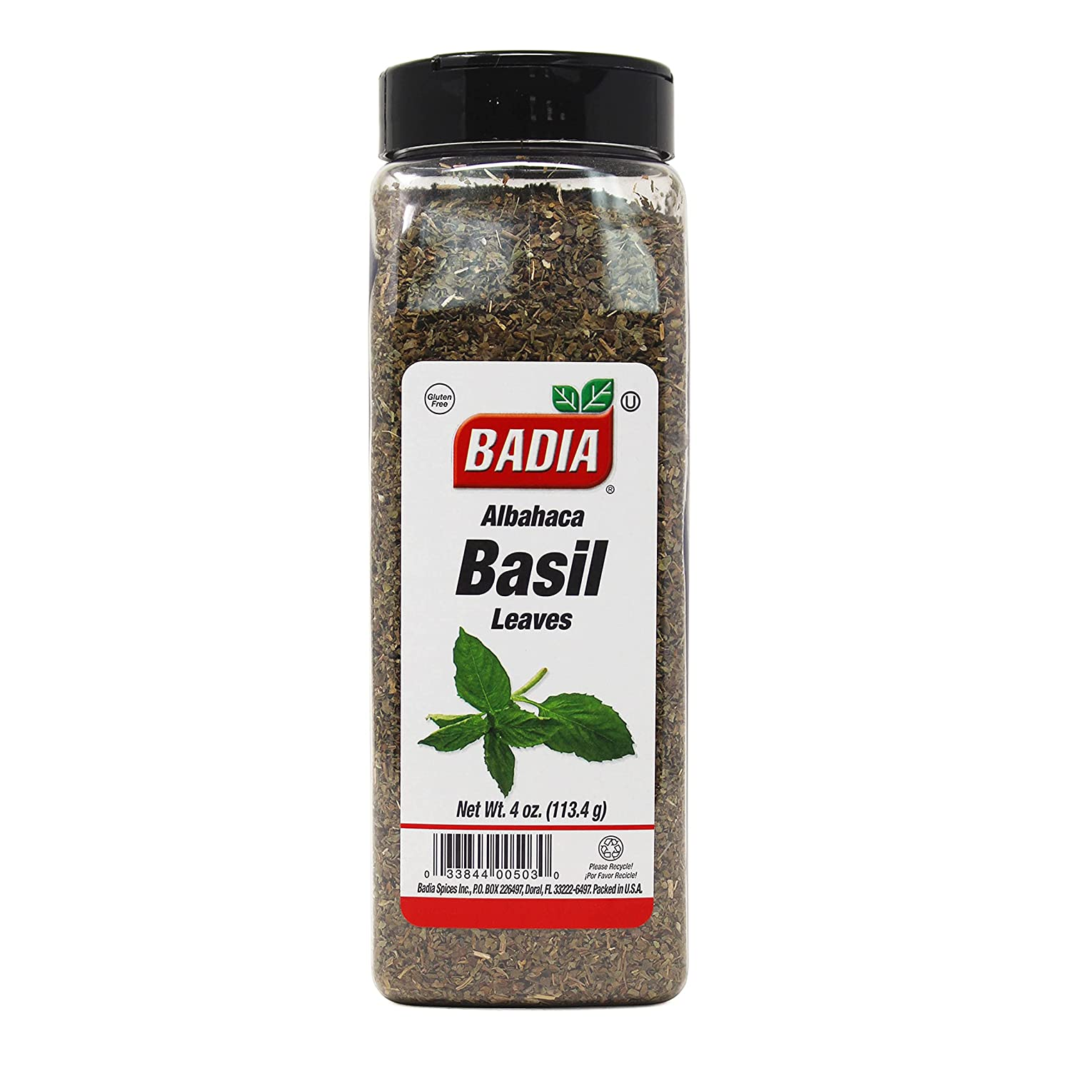 Badia Max 45% OFF Basil 4 Ounce Pack of Limited time for free shipping 6