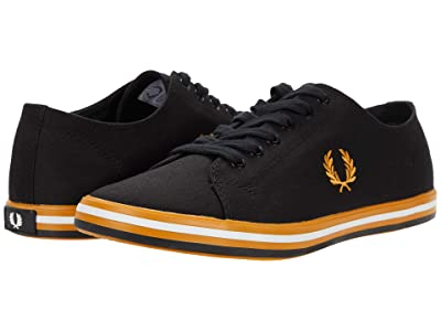 Fred Perry Kingston Twill (Black) Men