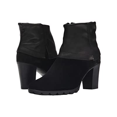 The FLEXX Dip Rock (Black Suede/Seta) Women