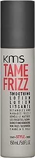 KMS TAMEFRIZZ Smoothing Lotion Detangle, Anti-Frizz, Lightweight, No Flyaways, Static Free, 5 oz