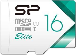 シリコンパワー microSD カード16GB class10 UHS-1対応 最大読込85MB/s アダプタ付 永久保証 SP016GBSTHBU1V20BS【Amazon.co.jp限定】