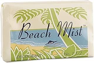 Beach Mist Face and Body Soap, Foil Wrapped, Beach Mist Fragrance, 1.5oz Bar, 500/Carton