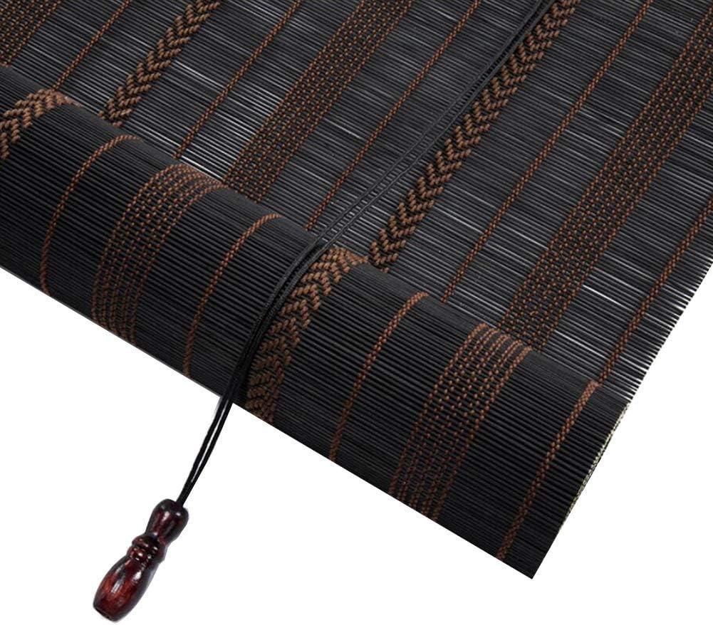 LIANGJUN Bamboo Curtain Roller Blind Direct sale of manufacturer Max 46% OFF Shades Roman Off Cut Window