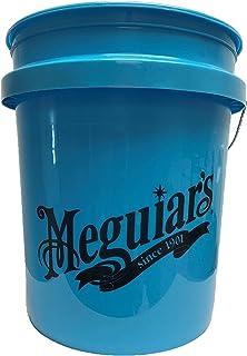 Meguiar's RG206 Blue Hybrid Ceramic Large Car Wash Bucket 5US Gallon