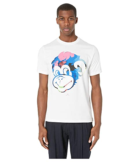 Paul Smith Monkey Print T-Shirt