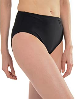 SPANX Women's Solid Separate Swimwear Bottom with Full Coverage