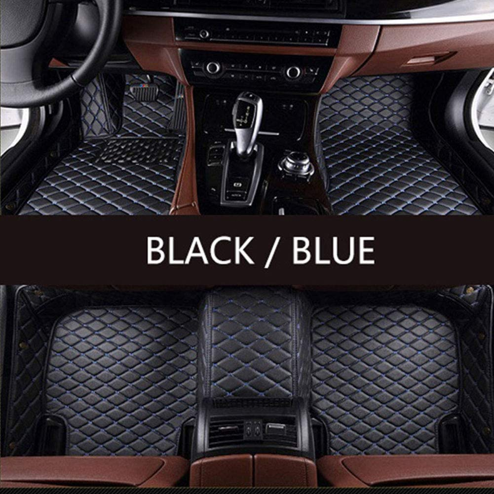 Super1Six Abrasion Resistant Car Floor Tampa Oakland Mall Mall Tesla Model for Fit Mats