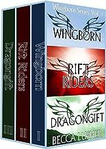 Wingborn Series Volume 1: Wingborn, Rift Riders and Dragongift (Wingborn Series Box Sets)