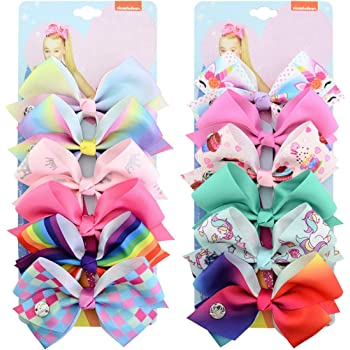 YOUR CHOICE OF ONE CHRISTMAS HAIR BOW FOR GIRLS-SEE LIST /& PHOTOS-STOCKING STUFF