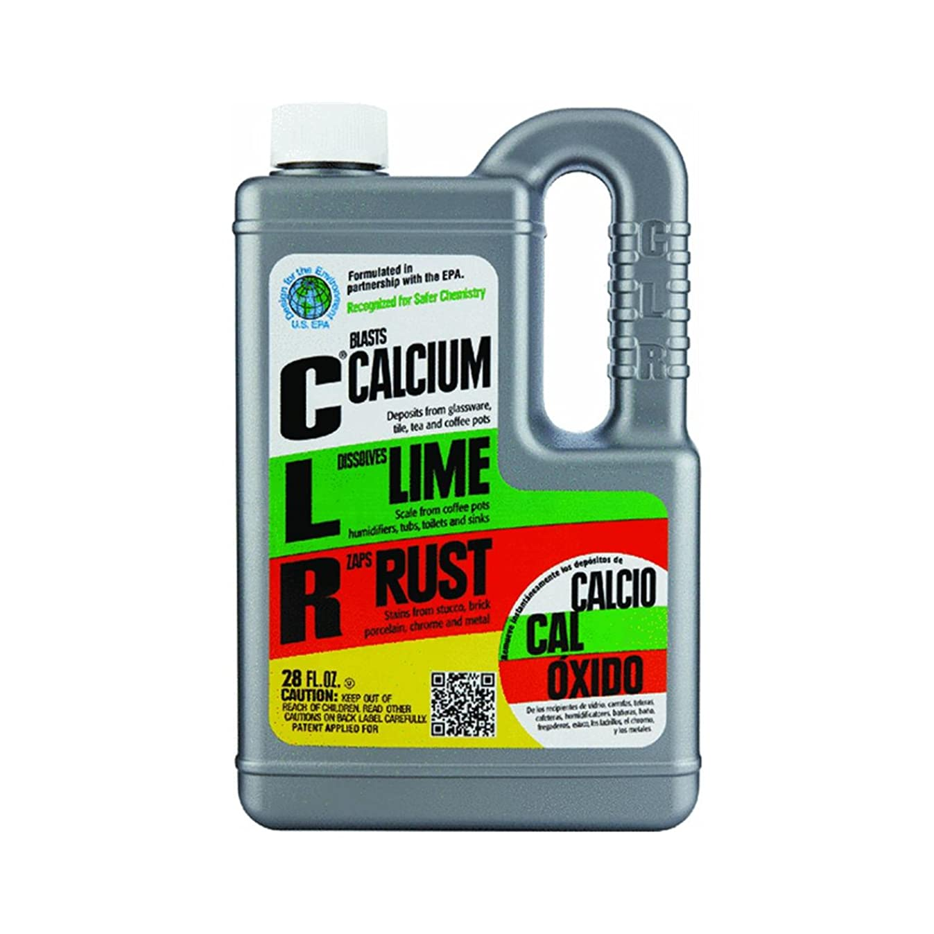 CLR Calcium, Lime, and Rust Remover 28 oz - 2 Pack