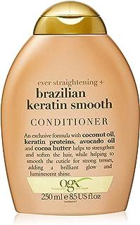 Condicionador Brazilian Keratin Smooth, 250 ml, OGX