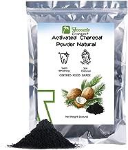 (2 Pound) Activated Charcoal Powder, Teeth Whitening Charcoal Powder Food Grade, Facial Masks Detoxing Powder