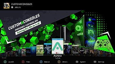 RGH Modded Xbox 360 2TB
