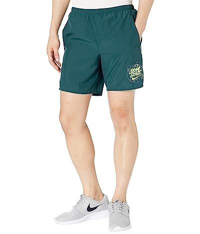 Nike Challenger Shorts 7 Brief Windrunner Graphic (Dark Teal Green/Ghost Green) Men