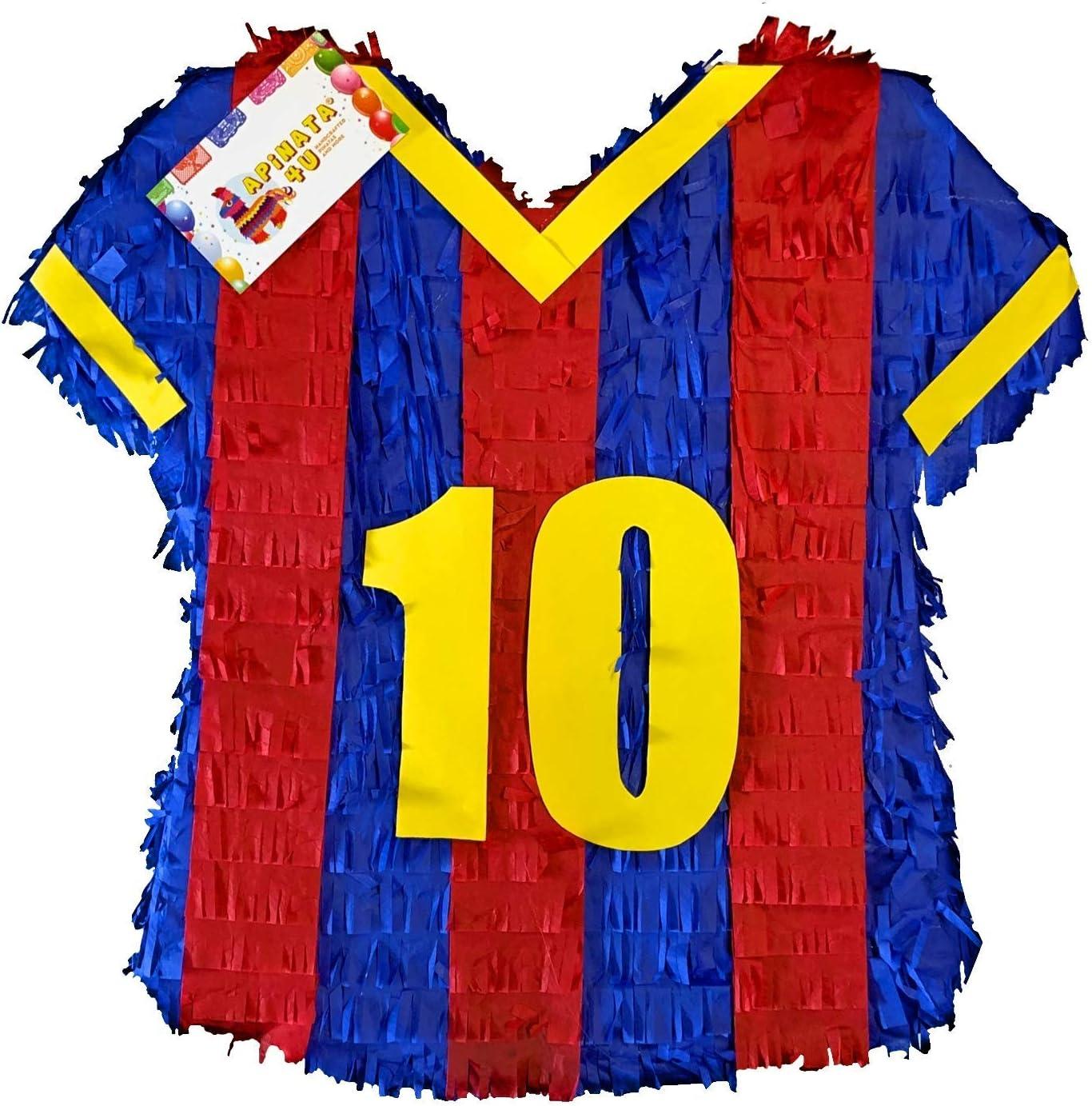 APINATA4U Soccer Super popular specialty store Jersey Pinata 10 overseas