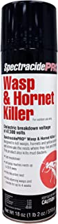 Spectracide 57637 18-Ounce Commercial Wasp and Hornet Killer, Aerosol, Case Pack of 1