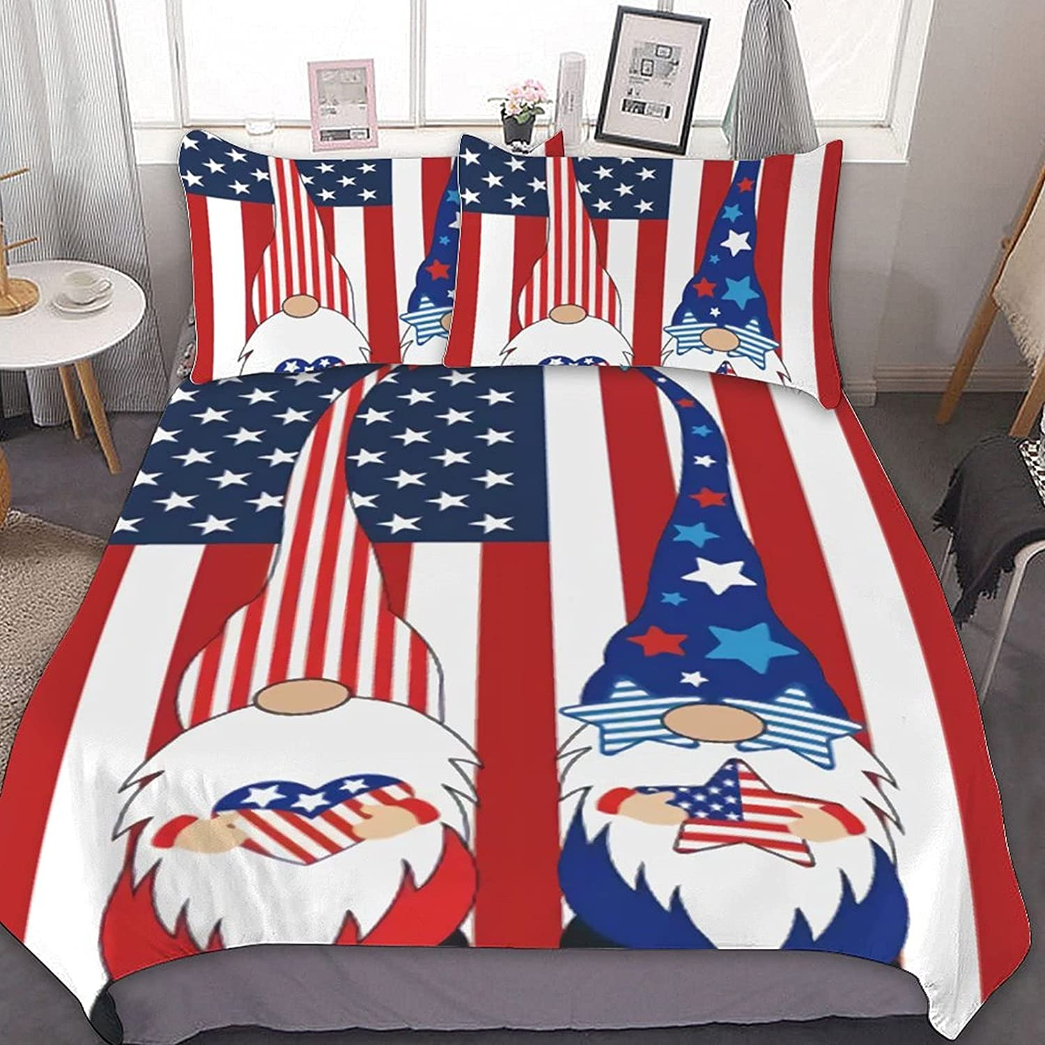 Merry Christmas All items in the store Cute Santa Charlotte Mall Bedding Bedspread Soft Comforter Set