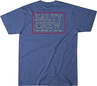 Salty Crew Men's Stacked Short Sleeve Tee