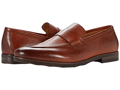 J&M Collection Linford Penny Loafer