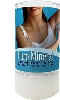 Desodorante de Piedra de Alumbre en stick - Puro Mineral -