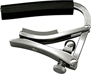 Shubb Deluxe Series GC-30 (S1) Acoustic Guitar Capo - Stainless Steel