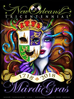 Best mardi gras posters 2018 Reviews