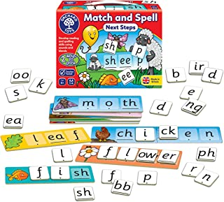 Orchard Toys OC218 - Match and Spell Next Steps