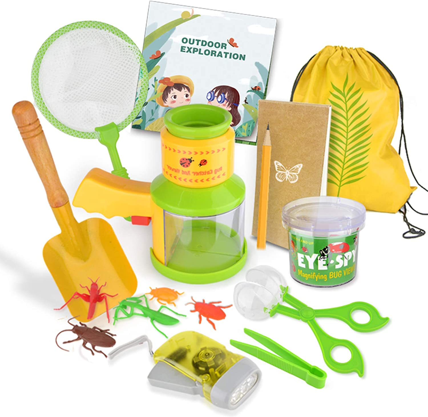 Move on Max 53% OFF Outdoor Explorer Kit Kids New product!! Camping Toys Gr