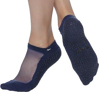 SHASHI, malla antideslizante ergonómico calcetines para Pilates Barre Ballet Yoga danza
