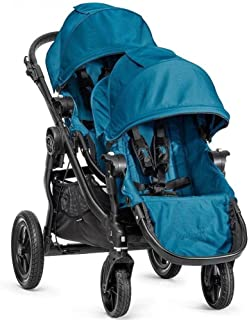 2016 Baby Jogger City Select With 2nd Seat, Teal/Black