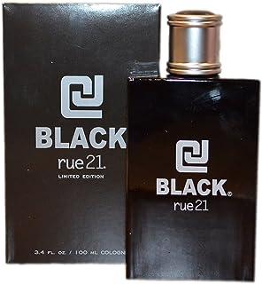 Rue 21 CJ Black Limited Edition Guys Cologne, 3.4 Fl Oz