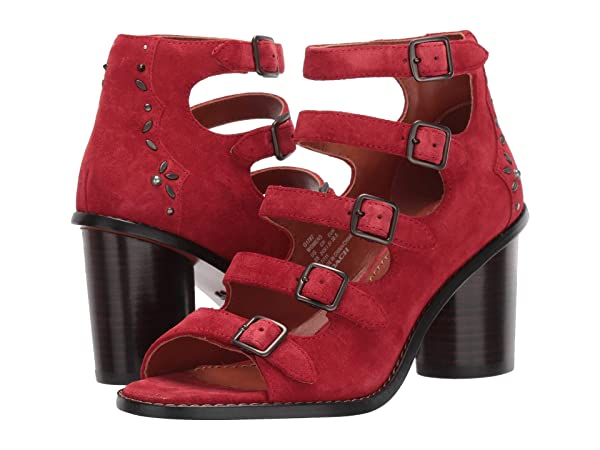 COACH Buckle Bootie with Prairie Rivets