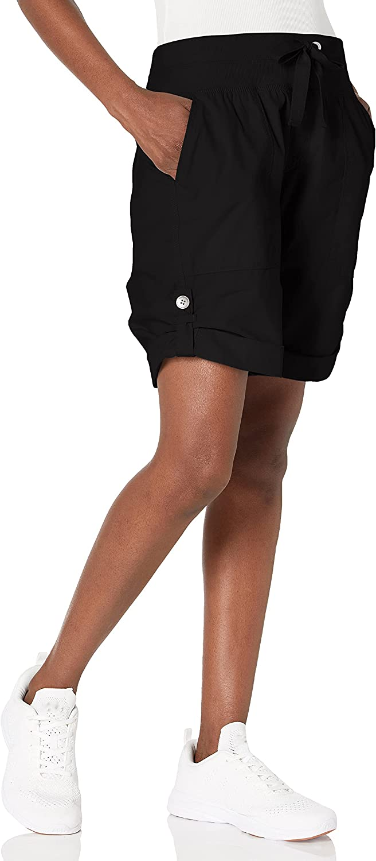 Calvin Regular dealer Klein Performance Women's Bermuda Short Cargo Super beauty product restock quality top Convertible