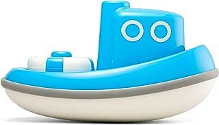 Kid O Floating Tug Boat Bath Toy - Blue