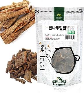 [Medicinal Korean Herb] Cortex Ulmus (Slippery Elm/Yu/느릅나무 껍질) Dried Bulk Herbs 4oz (113g)