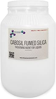 Cabosil Fumed Silica - 1 Gallon Epoxy Resin Filler Thickener