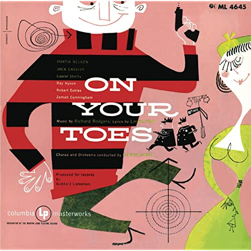 Slaughter On Tenth Avenue Ballet By On Your Toes Orchestra 1952