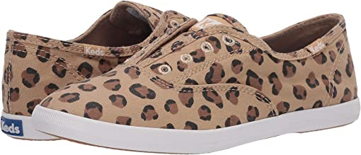 Leopard Washed Twill