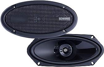 Memphis Audio PRX410 Power Reference 4x10 Inch 50 Watt RMS 100 Watt Peak Power 2 Way Coaxial Car Speaker System photo