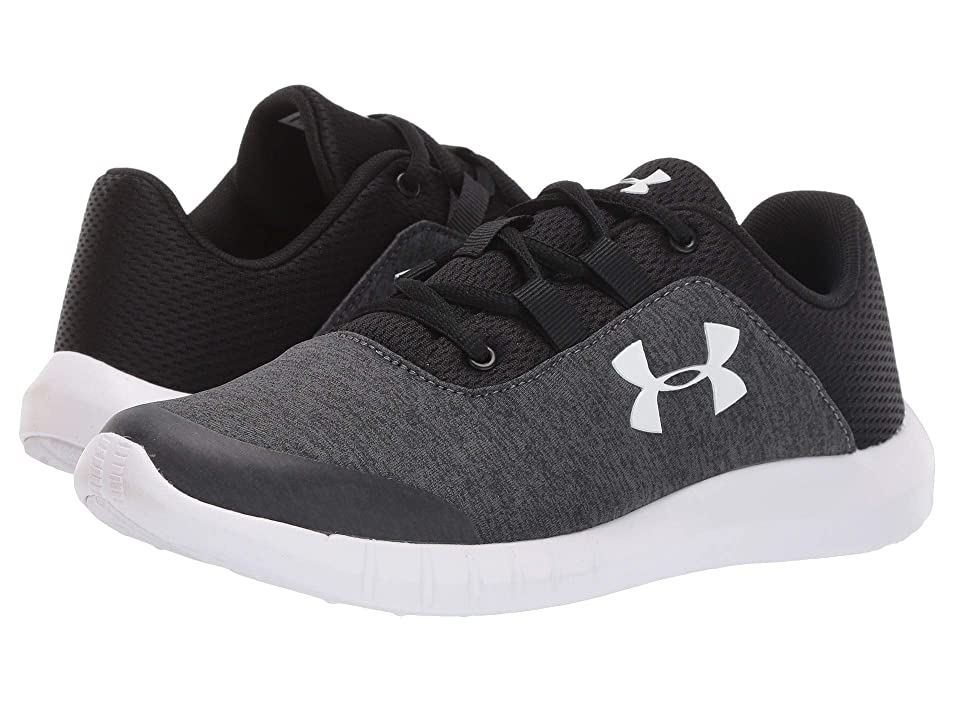 Under Armour UA Mojo (Black/White/White) Women's Shoes
