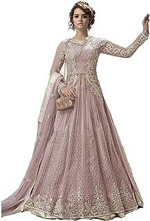 stylishfashion Women/Designer Ethnic Indian Wear Anarkali Suit Party Wear