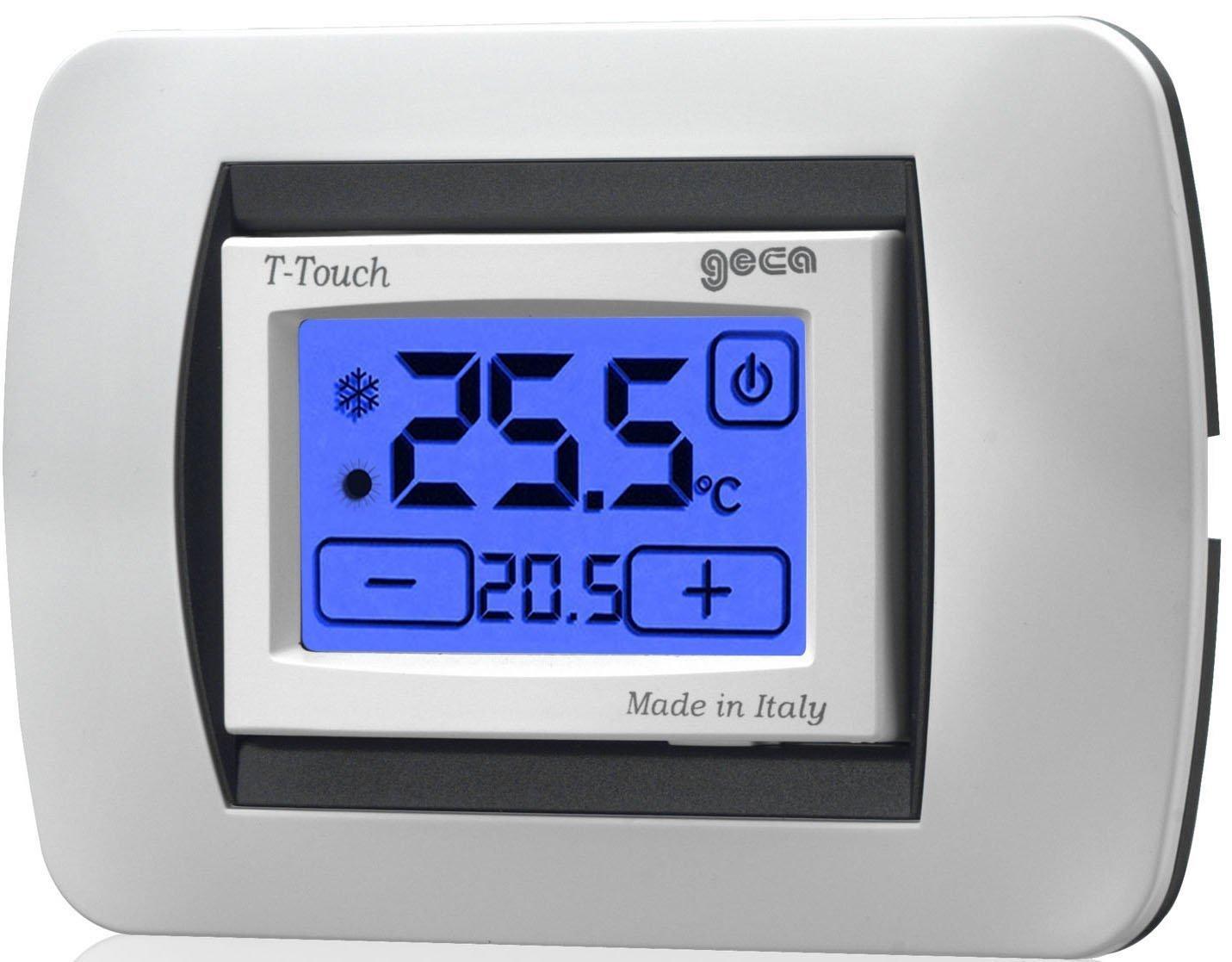 Termostato T-Touch, antracita: Amazon.es: Bricolaje y herramientas