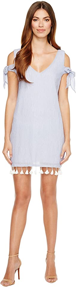 Brigitte Bailey - Abbey Sleeveless Dress with Tassel Detail