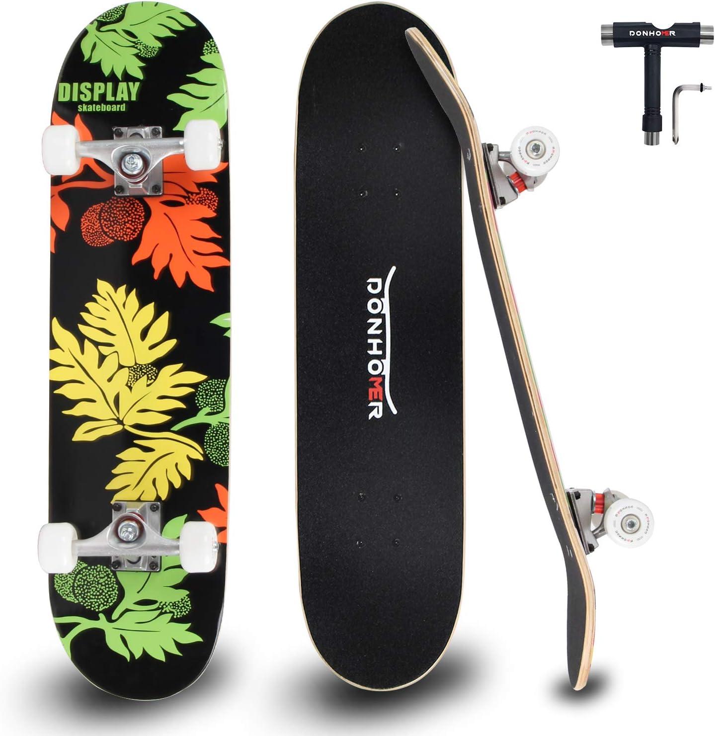 DONHOMER Skateboards Fashionable Pro 31