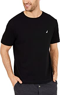 قميص نوم نوتيكا للرجال بأكمام قصيرة ورقبة مستديرة نسيجه ناعم