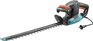 comprar comparacion Tijeras cortasetos eléctricas EasyCut 420/45 de GARDENA: tijeras eléctricas para setos, 420W, cuchilla de 45cm de longit...