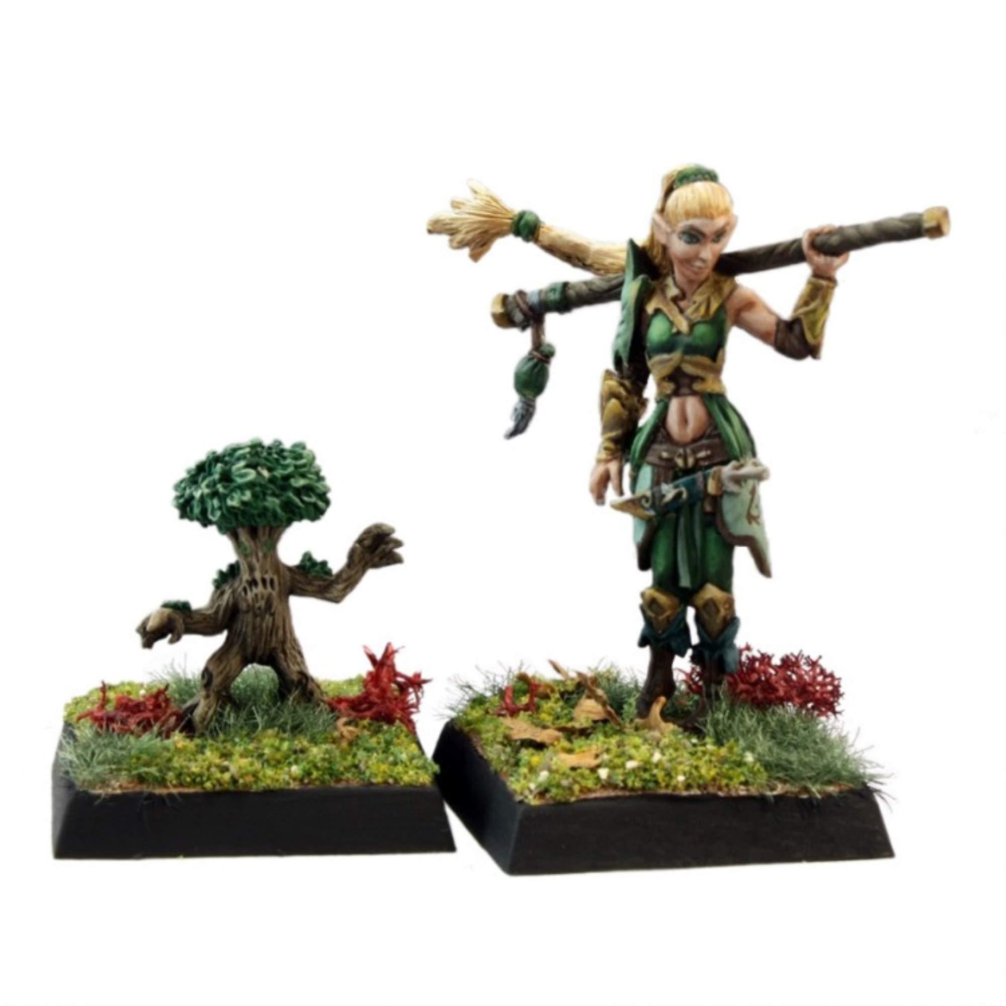 Pathfinder Miniatures Reaper 60064 Nature Warden