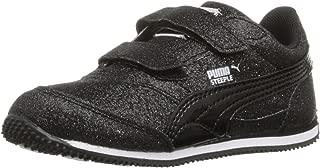 PUMA Steeple Glitz Glam V Kids Sneaker (Toddler/Little Kid/Big Kid)